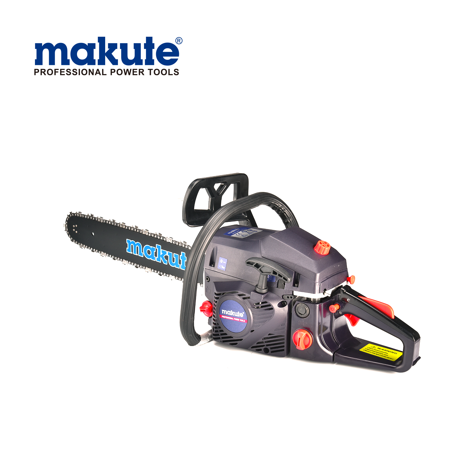 Makute 2100w 2.45n industrial gasoline chain saw