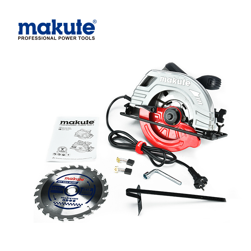 MAKUTE woodworking machine CS003 185mm horizontal circular saw