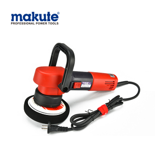 Random orbital polisher MAKUTE professional power tools car polisher