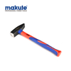 Machinist hammer MK121010 hand tool 1000g with plastic-coating fiberglass handle
