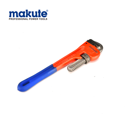 PIPE Wrench 450mm pipe wrench Heavy Duty Pipe adjustable 18inch Dipped Handle Multi Tools