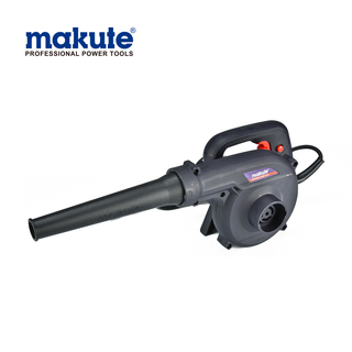 China makute PB005 blue steel portable hand electric wood tools portable cold air blower