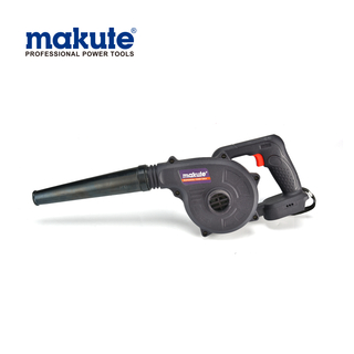 Makute Lithium automatic rechargeable Cordless blower garden tools Electric leaf air blower