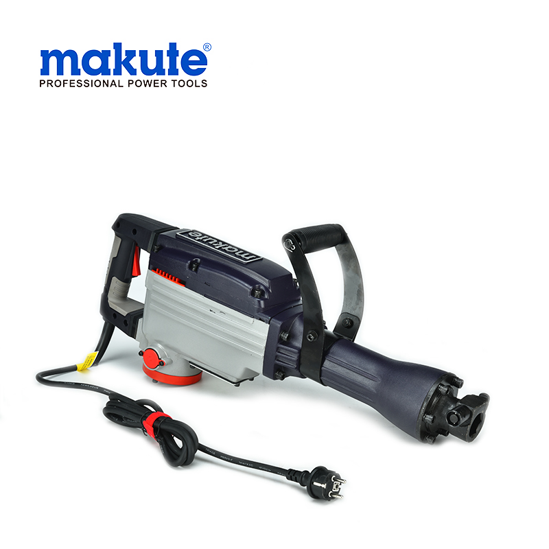 65mm 85mm 220v 2200w crown power cordless tools electric oil hydraulic concrete jack china demolition hammer