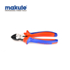 "Diagonal cutting pliers 7""/180mm with TPR handle cutting pliers function and uses"